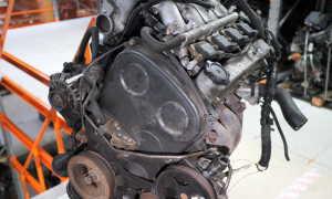 Плавают обороты GDI 4G93 Mitsubishi Lancer № Двигатель