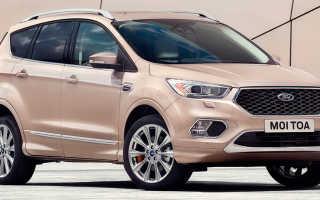 Ford kuga trend plus 2017-2018 года – описание и цены. стоимость форд куга в комплектации плюс