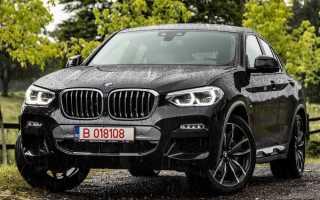 BMW X4 (G02) цена, технические характеристики, фото, видео тест-драйв