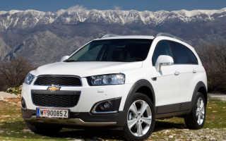 Chevrolet Captiva (Шевроле Каптива) — Продажа, Цены, Отзывы, Фото: объявлений