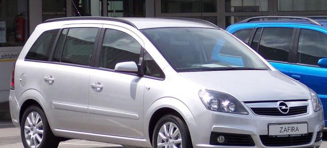 Двигатель Opel Zafira: объём, характеристики, описание, обслуживание, ремонт