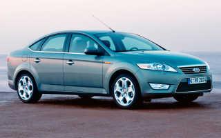 Ford Mondeo и его особенности