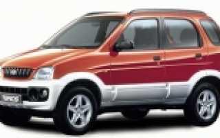 Фильтр АКПП Daihatsu Terios J J1 Внедорожник закрытый — огромный выбор, разумные цены