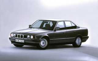 BMW 5 Серии E34 – Технические характеристики и история легендарной «тридцатьчетверки»
