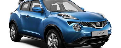 Комплектации и цены Nissan JUKE – Городской кроссовер – Компактный кроссовер