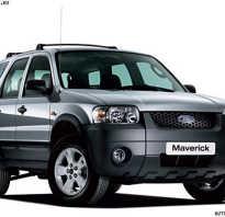 Ford Maverick () Внедорожник, Бензин л — отзыв владельца.