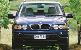 BMW X5 Технические характеристики