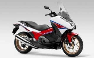 Honda Integra — скутер или мотоцикл?