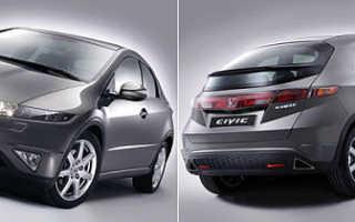 Honda Civic VIII () – стоит ли покупать?