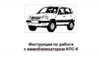 Инструкция по эксплуатации и руководство по ремонту Chevrolet Niva