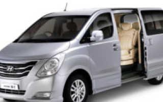 Замена подвесного подшипника — История одного микроавтобуса Hyundai Starex