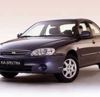 Kia Spectra: о недостатках и достоинствах — журнал За рулем
