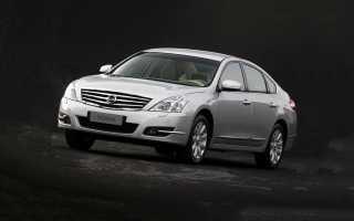 Nissan Teana — Отзыв Владельца 2