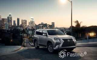 Lexus GX — технические характеристики и цена, фотографии и обзор